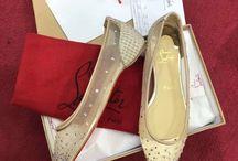 Flate sko