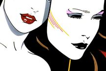 Patrick Nagel / Pictures