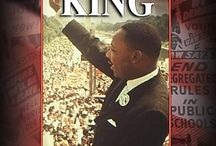 Martin Luther King Jr  / by Diana Jay