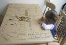 Kids stuff / by Tara Berman