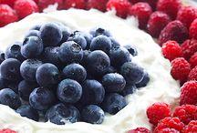 Food - Tarts & No-Bake Cheesecakes
