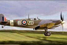 Rodger Keague Spitfire Collection