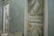 mármore falso
