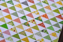 Triangles / patchwork