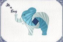 Carte de bébé