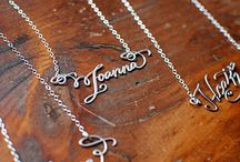 jewelry / by Rebecca Holden Girls Friday Studio