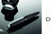 Diplomat Pens / Diplomat Pens! We welcome this well respected name in writing instruments! Authorized Dealer- Shop with confidence! 5 year manufacturer's warranty on all Diplomat Products (Magnum too!).