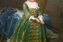 18th century children's clothing