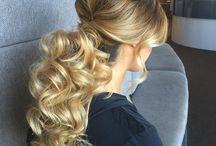 ponytails hair