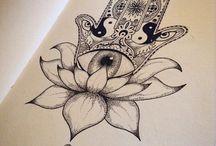 Desenhado à mão
