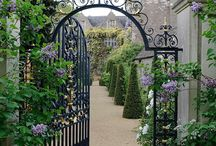 ROOMS: Garden and Fence