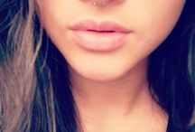 Septum and Nose Ring Piercing / Cool & unique jewelry for your septum piercing