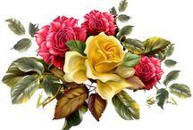 çiçek dekopaj