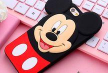 Fundas Minnie & Mickey Mouse iPhone / Fundas Minnie & Mickey Mouse para iPhone.  Hazte con ellas: www.FundasiPhonebaratas.com #FundasiPhone #MinnieMickeyiPhonecase #FundasiPhoneMinnieMickey