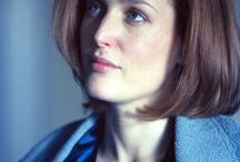 "(Character) Scully / ""Now the truth may hurt, but it's all that matters."""