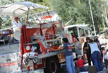 Company 77 - The Pizza Firetruck / The firetruck that puts out pizzas!!!
