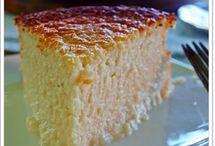 Torta de crema Maria