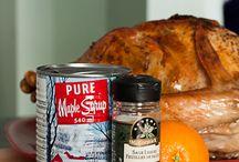 Turkey Recipes / Let's Talk Turkey