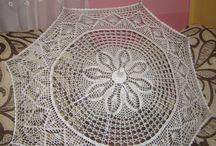 Мои изделия_вязание крючком_My products Crochet