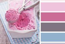 Couleurs / Pleins d'images hautes en couleurs pour nous aider à trouver THE couleur qu'on cherche !