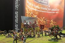 Toy Soldier Fairs and Museums