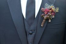 boutonnieres / by Laura Petrysaite