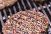 Vegan barbecue / Barbecue