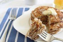 Healthy Dessert + Breakfast