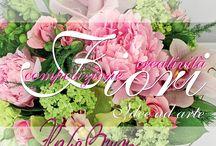 Fiori - Idee ad Arte / Un libro dedicato a chi ama i fiori e desidera avvicinarsi al mondo dell'Arte Floreale