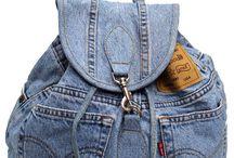 Jeans reciclagem customização