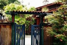 HOME - Garden door