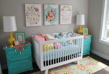 inspiração quarto de bebê