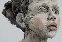 seramik heykel