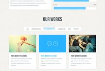 I know it's not a real site, but nice color palette and imagery overall.