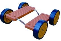 Webby's Toy / Imported from Belgium, Clics is an educational building toy promoting fine motor skills and creativity.