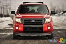 Ford escape pics
