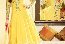 Nargis Fakri Anarkali Suits Collection / Scintillize everyone with season's hottest collection of Nargis Fakri Anarkali salwar suit collection @ best prices. Pick your favorite now from http://www.mishreesaree.com/Home/Search?srch=nargis