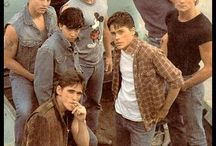 The Outsiders / by Aaliyah Curtis