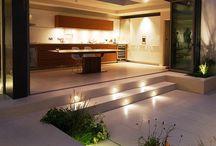 Dream kitchen/yard