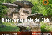 CICIU di Villar San Costanzo / Riserva Naturale