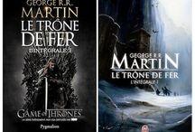 Le Trone De Fer - Les Intégrales !