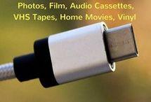 converting VHS etc.