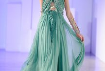 Ball Gowns and Evening Wear