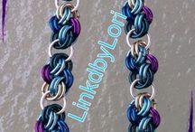 anelli colorati lina 1949