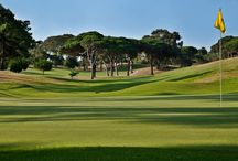 Life is better when you're golfing / At Estoril Golf, one of Portugal's oldest and most emblematic courses, and host of many prestigious events, guests can enjoy a spectacular round of golf in the most beautiful surroundings.