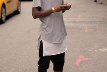 Layering in street wear