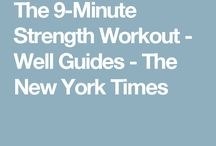 9 minute workout