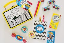 Super Hero Party Ideas