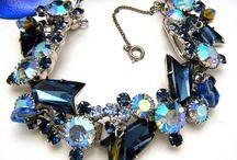 Bijoux Vintage JULIANA / Vintage D & E JULIANA Jewelry