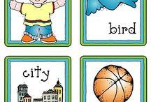 Word Work:  Nouns